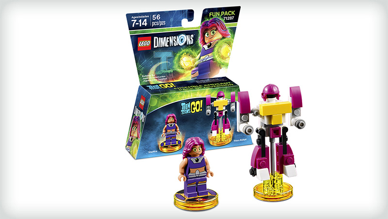 lego dimensions teen titans go instructions