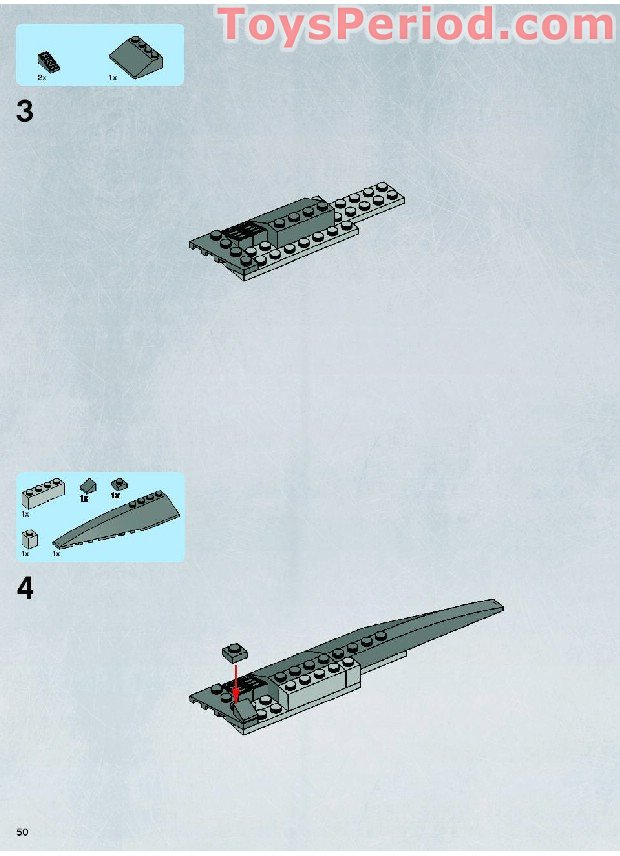 lego star wars 8014 instructions