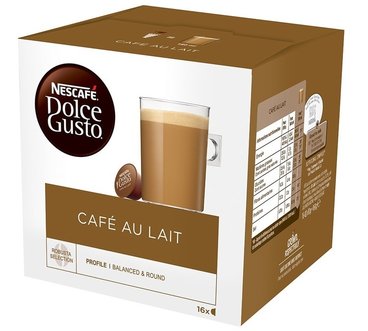 nescafe dolce gusto cappuccino instructions