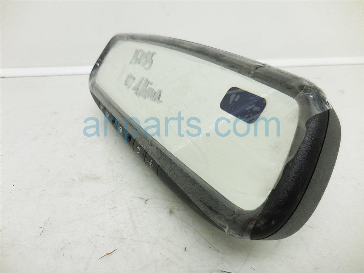nissan altima mirror replacement instructions