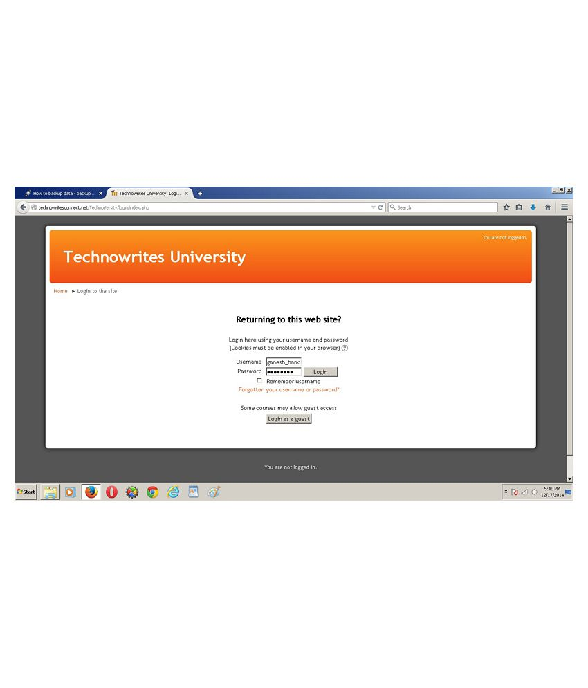 online instructional design certificate