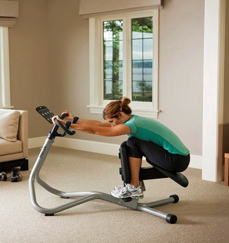 precor stretch trainer instructions