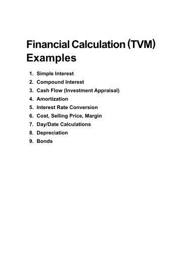 sharp el 738 financial calculator instructions