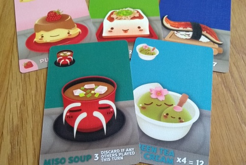 sushi go party instructions